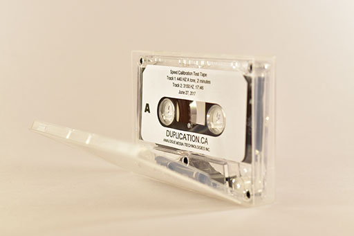Test Tapes