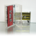 Super clear audio cassette poly box