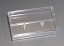 clear/clear cassette box norelco