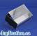 2 audio cassette butterfly case
