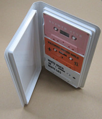 White Album for 3 Audio Cassettes - New Stock