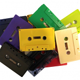 Blank High Bias Chrome Tapes In Your Choice Of Length and Colour