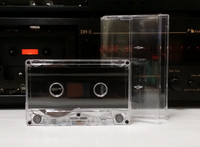 120 Minute Blank Audio Cassette
